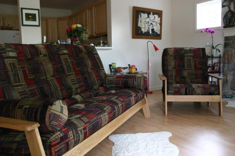 Scandia Sofa and Chair Erika's
